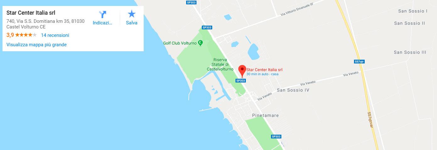 centro addestramento marittimi castelvolturno